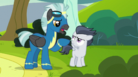 "Thunderlane ""you're still going back tomorrow"" S7E21"