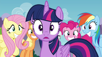 "Twilight ""Not today!"" S4E26"