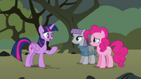 Twilight 'sorry we couldn't see it sooner' S4E18