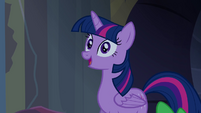 Twilight comes up with an idea S4E03