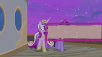 Twilight looking at the cruise schedule again S7E22