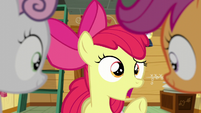 Apple Bloom --But bungee jumping sounds just as scary-- S6E4