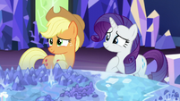Applejack and Rarity -mm-hmm- S5E16
