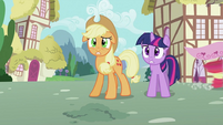 Applejack and Twilight S2E06
