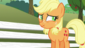 Applejack tells yet another lie S6E23.png