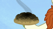Burnt bread in Autumn Blaze's hoof S8E23