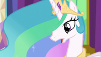 "Celestia ""Be very careful"" S6E5"
