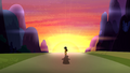 Cheese Sandwich walking into sunset S4E12.png