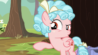 Cozy Glow suspicious of the Crusaders S8E12