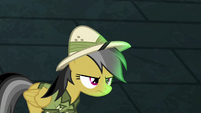 Daring Do about to take a leap of faith S7E18