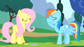 Fluttershy's cheering fails to impress S1E16.png