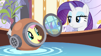 Fluttershy 'to disappoint the schoolponies' S4E14
