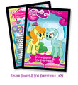 Golden Harvest and Lyra Heartstrings trading card.jpg