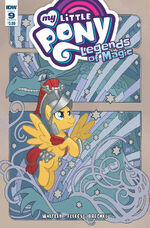 Legends of Magic issue 9 cover A