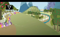 Line of ponies for the cider S2E15