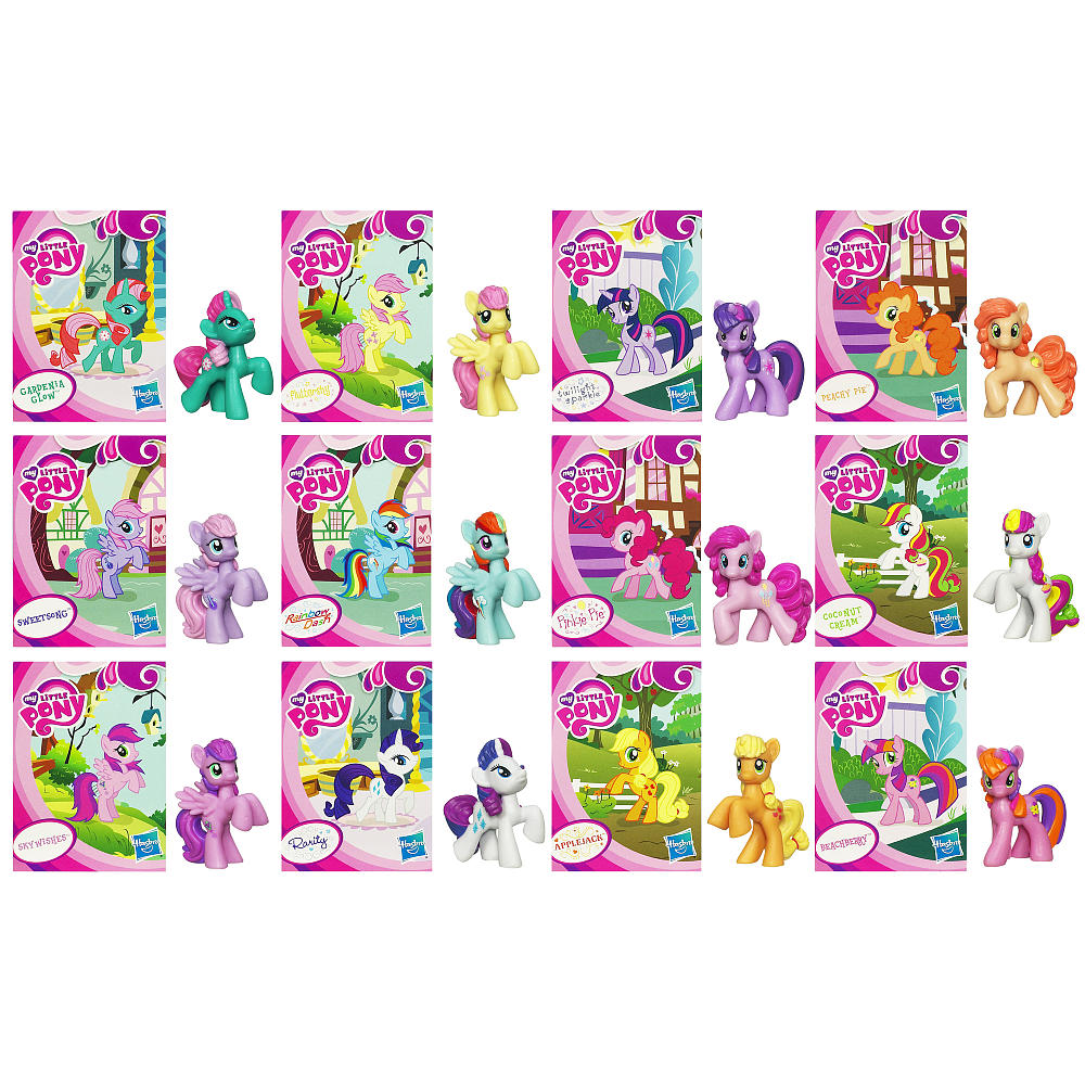 image mlp pony collection set mini figures jpg my little pony