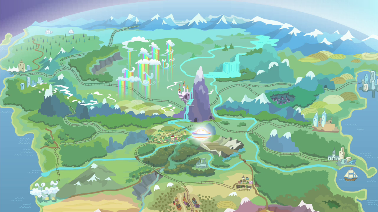 Image map of equestria s4e26g my little pony friendship is map of equestria s4e26g sciox Choice Image