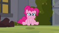 Pinkie Pie about to launch S2E18.png