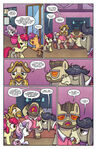 Ponyville Mysteries issue 2 page 4