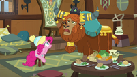 """Prince Rutherford """"yaks best at all things"""" MLPBGE"""
