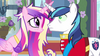 Princess Cadance I'm here S2E26