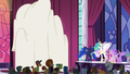 Princess Celestia about to unveil statue S5E10.png
