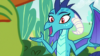 "Princess Ember ""that's how you do it"" S7E15"