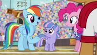 """Rainbow """"about your next surprise"""" S9E6"""