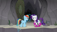 "Rarity ""I would very much like that"" S8E17"