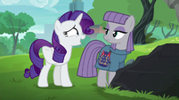 "Rarity ""forget I said that!"" S6E3"