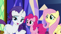 Rarity -certain we can win them over- S8E2