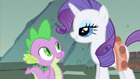 Rarity to assist me S1E19