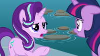Starlight Glimmer -you gave up too easily- S8E2