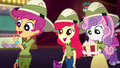 The Crusaders in Daring Do outfits SS11.png