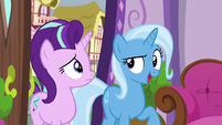 "Trixie ""there's more to it than that"" S7E2"
