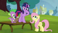 "Twilight ""I do need to be there"" S5E22"