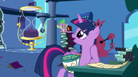 Twilight -That is one of my friends, right-- S5E12