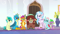 Young Six surprised by Starlight's decision S8E15