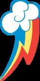 5k rainbow dash cutie mark by maximillianveers-d3goctb