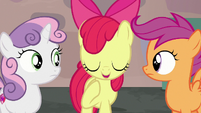 Apple Bloom -somethin' that means somethin' special- S7E8