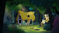 Daring Do flying out of her house S4E04.png