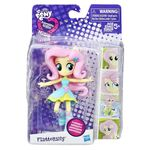 Equestria Girls Minis Fluttershy School Dance packaging