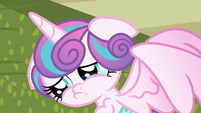 Flurry Heart pouting with shame S7E3