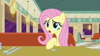 "Fluttershy ""it didn't go exactly how I thought it would"" S6E9"