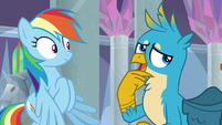 Gallus -Gilda told me about you- S8E1
