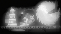 Gustave with the conveyor belt S2E24