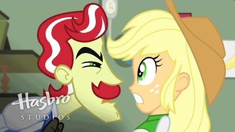 """MLP Equestria Girls - Rainbow Rocks EXCLUSIVE Short - """"A Case for the Bass"""""""