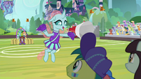 "Ocellus ""don't chime in late"" S9E15"