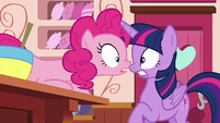"Pinkie ""there were even more porter ponies!"" S6E22"
