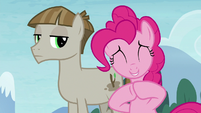"Pinkie Pie ""the best time bonding!"" S8E3"